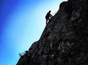 Die unbedingt schönste Kletter-Unterkunft nähe El Chorro, Spanien